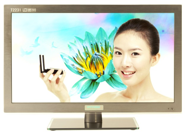 17 inch LED TV USD/HDMI multimedia LG/Samsung panel