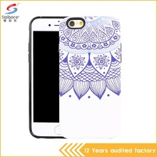 Top sale tpu pc printed cell phone cases for iphone 5