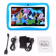 2017 Latest Kids Tablet Android 5.1 Tablet For Kids Capacitive Touch Tablet Kids