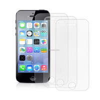 Nano Anti-burst Tempered Glass Screen Protector For Iphone for Iphone4 all types mobile phones prices