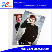 Hot !! Cheap price Color poster printing/ movie poster/high quality poster printing