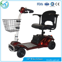 4 Wheel Electric Mobility Scooter For Old People