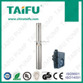 12V dc motor 10gpm 20gpm 30gpm 3 wire submerisble well pump