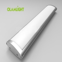 New Product IP65 Ik 10 1.5M200W Tri-proof led Light for Gas Station