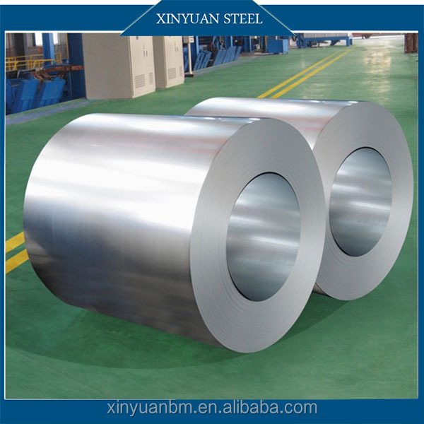 Factory Direct Sale Hot Dipped GI Steel Coils/Strips for Roofing Construction