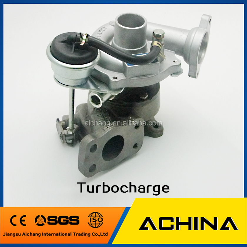 Marine and car abb vtr turbocharger with electric turbocharger