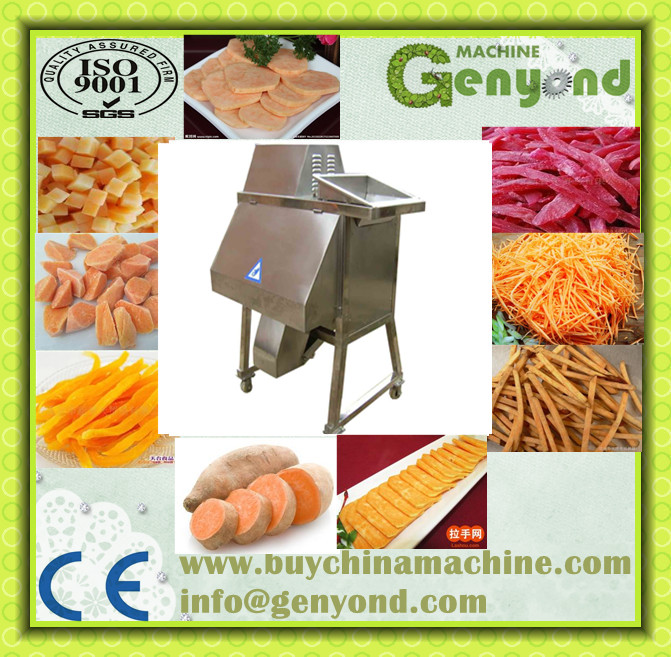Sweet Potato Dicing Machine,Fruit and Vegetable Dicer