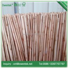 Wood broom tips coconut broom sticks palm broom