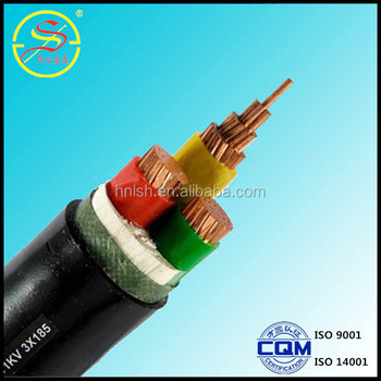Global hot sales copper conductor PVC insulation and jacket power cable for power transmission