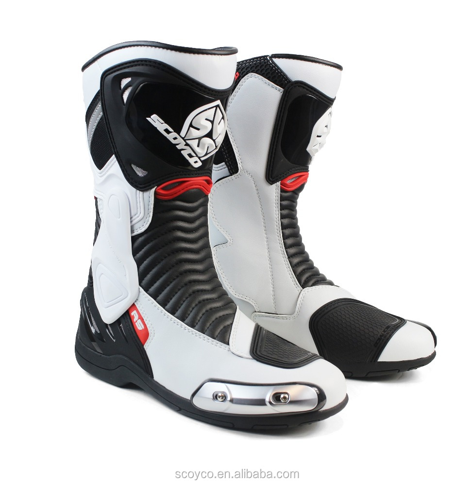 Protective motorcycle boots motorcycle shoes motorcycle series MR001