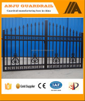 AJ-GATE006 Luxury wrought iron gate