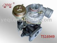 K14 Turbocharger