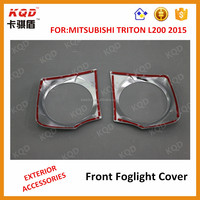 car accessories customize automotive lights lighting accessories/lamp cover for JEEP MITSUBISHI 2014 TRITON,Japan pickup car