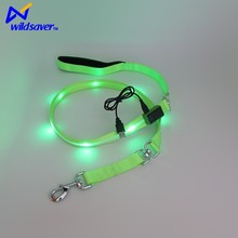 Custom discount buy bulk Pet Led Flashing Leash Making Supplies