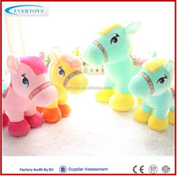 wholesale plush stuffed horse toys for girls