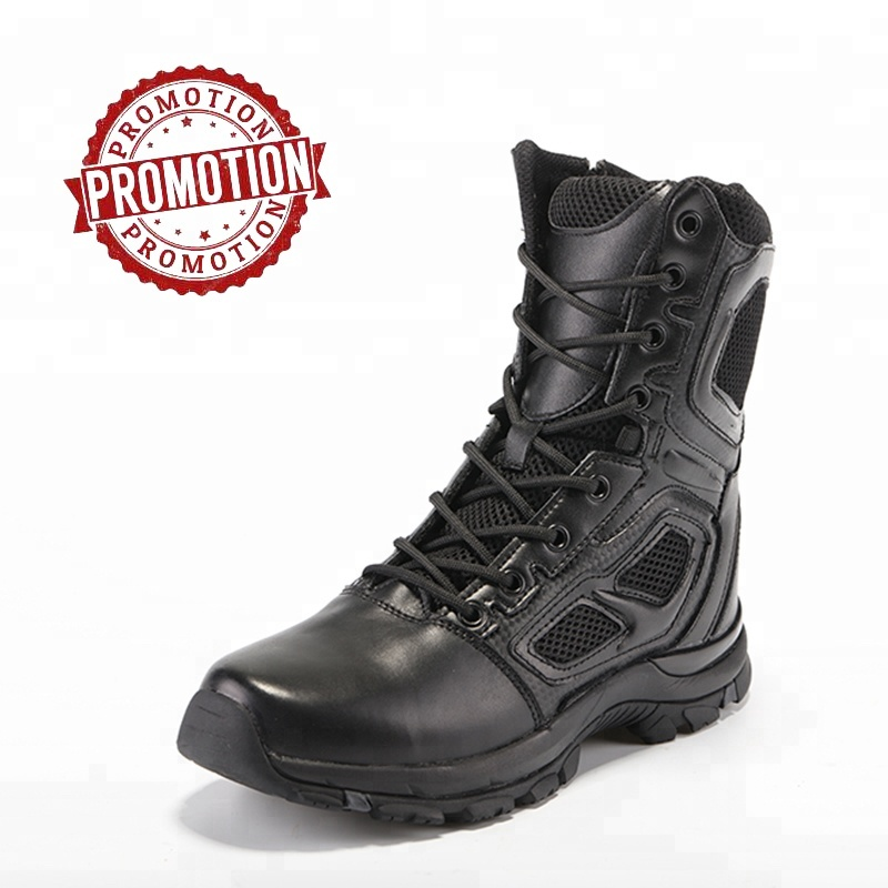Rubber Sole Genuine Leather Army Men <strong>Boots</strong> Delta Military Tactical <strong>Boots</strong> Shoes
