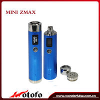 Wholesale alibaba 2013 Popular newest zmax e cigarette zmax mini electronic cigarette