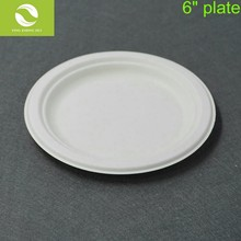 Ice Cream Cold Paper Plate Raw Material With Custom Logo