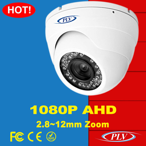 oem 2.8-12mm motorized zoom lens dome cctv ahd security surveillance camera ce rohs