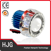 Universal Motorcycle 15W LED Driving Light , White led motorcycle headlight