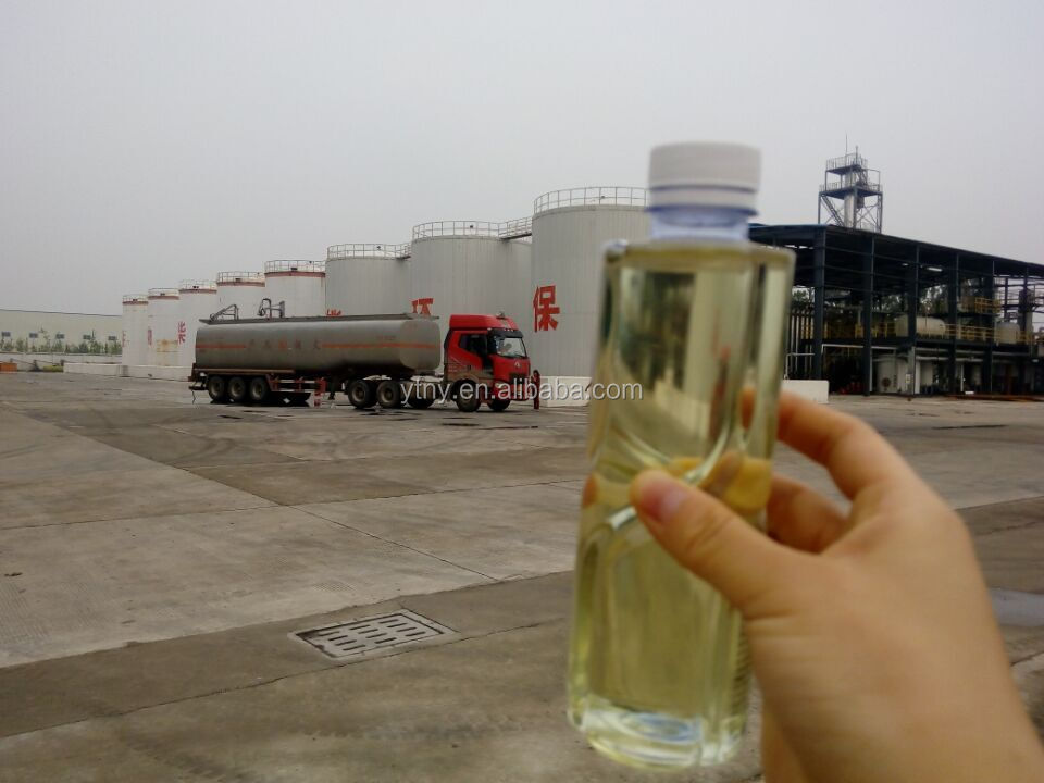High Quality B100 biodiesel used cooking oil/waste vegetable oil
