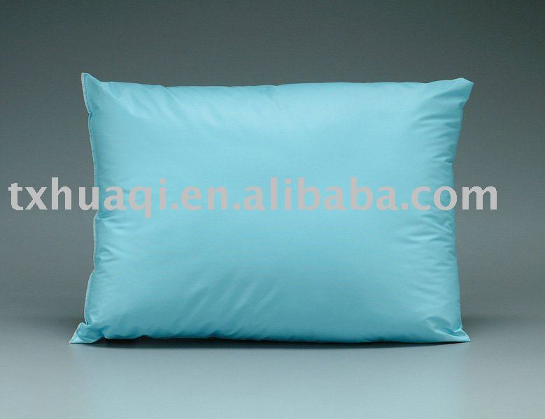non woven disposable pillow/hospital pillow/airline pillow