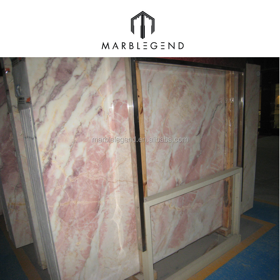 Pink Marble Stone Tile Pink Marble Stone Tile Suppliers And