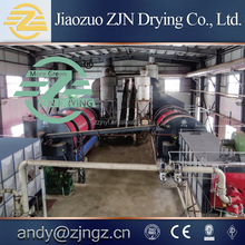 New design Hot air Mixing rotary Dryer