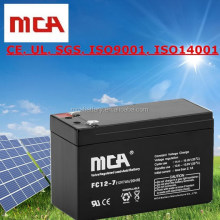 Good Quality UPS Battery UPS Inverter Battery UPS Battery 12V 7.2Ah