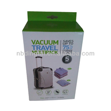 airtight storage bags for clothes/vacuum seal storage bags for clothing/vacumm compression bag