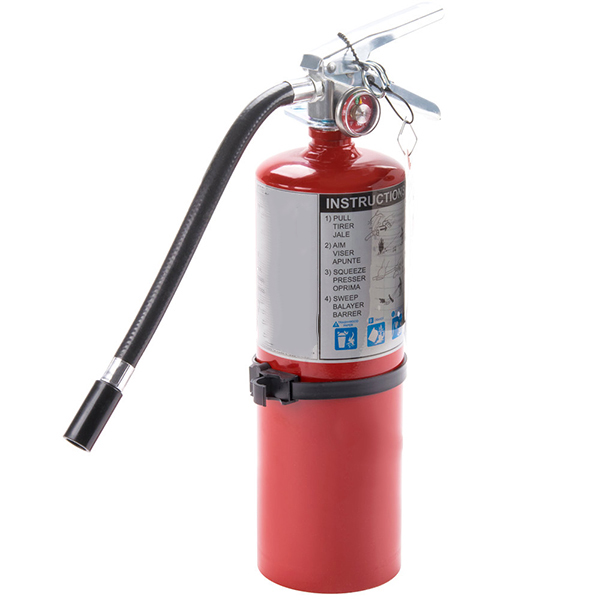 6kg auto stored pressure fire extinguisher abc