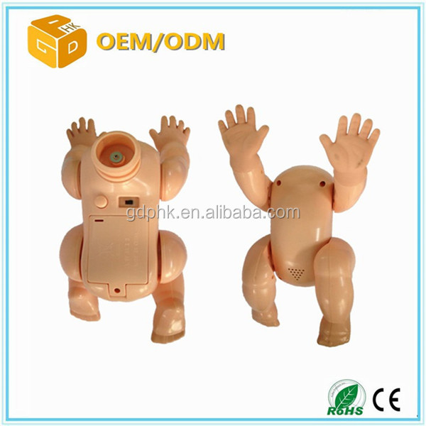 Baby Crawling movement module motion sensor voice pre recordable sound module for doll