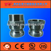 stainless steel quick lock couplings