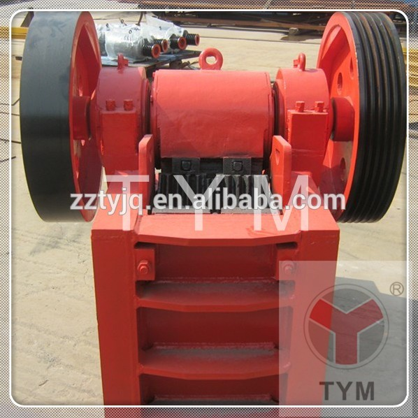 KTA38 iron jaw crusher with better property With Long-term Service