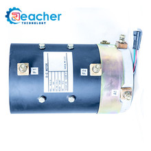 48V 3.8kW DC SepEx (SHUNT) Traction Motor XQ-3.8 for EAGLE STAR ZONE Golf Cart