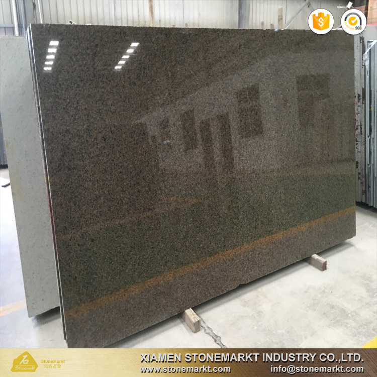StoneMarkt Polished Tropic brown granite slab price