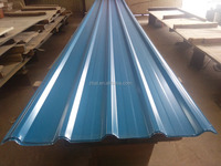 factory price galvanized and coated metal roofing sheets for house