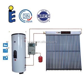 Audary manufacturer factory split solar water heater
