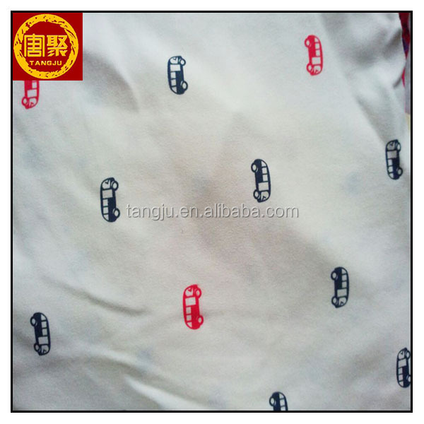 100% Cotton Flame Resistant Knitted Fabric