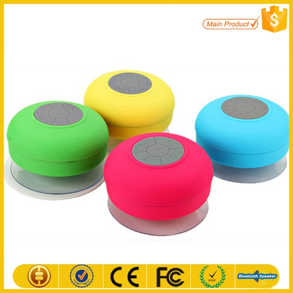 Logo Printing LED Bulb Music Promotional logo printed mini digital speaker wireless bluetooth 2016 best bluetooth speaker