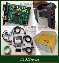 Stable operation Car tool MB SD Connect Compact 4 New Star Diagnosis C4 without software more quantity get discount