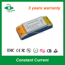 meanwell quality electronic tranformer constant current waterproof 20w 600ma led driver