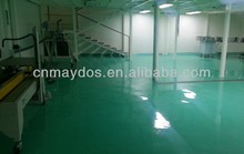 China Top Five Epoxy Concrete Flooring Resin Coating System Manufacturer