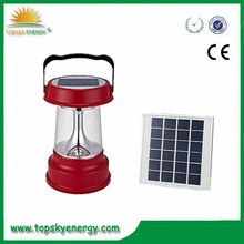 3W LED external 3W aluminum frame panel high quality rechargeable and portable super bright LED all in one solar camping light