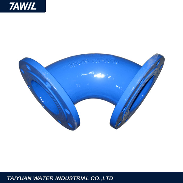 hdpe ductile iron pipe fitting