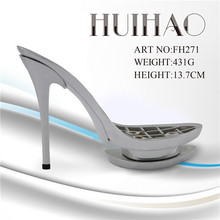 abs high heel sole,strange platform for sandal FH271