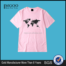 MGOO Elegant Fabric 100 Cotton Crew Neck T-shirt Chicago Club Jersey Cut and Sew Men Tee Shirts