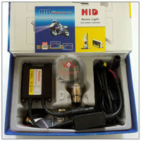 2013 new hid motorcycle xenon conversion kit,hid kits,hid ballast kit in wholesale high quality waterproof and good market