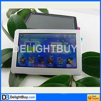 "HD 1080P 8GB 4.3"" Touch Screen MP3 MP4 MP5 RMVB FLV TV Out Video"