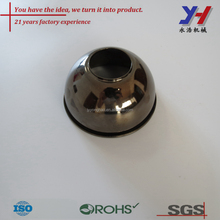 Sheet metal fabricated Deep drawing shell/Filter accessories